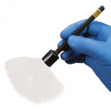 EVIDENT Feather Brushes