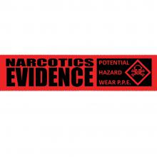 Evidence-PRO Narcotics Security Tape