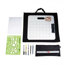 Basic Crime Scene Sketch Kit