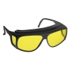 Deluxe Laser Goggle - Yellow