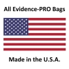 All Evidence-PRO Security Bags are Made in the U.S.A.